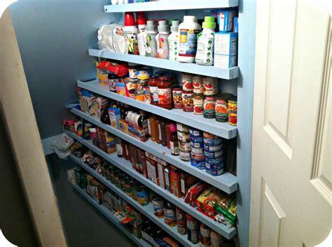 Basement Pantry Ideas Diy Food Storage Ideas Diaries Of A Domestic Goddess