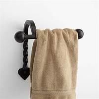 bathroom towel holder Bath Towel Holder   Signature Hardware