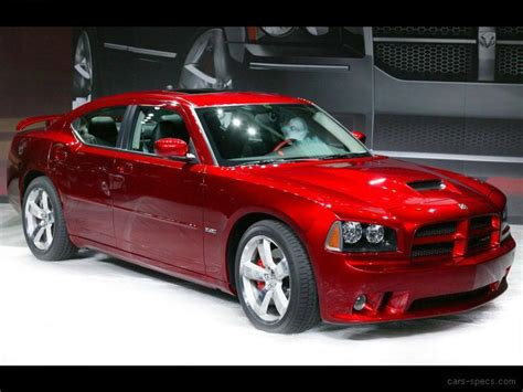 2008 Dodge Charger Srt-8 Specifications, Pictures, Prices