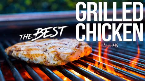 chicken guy cooking sam grilled 4k breast learngrilling foodandfriendship