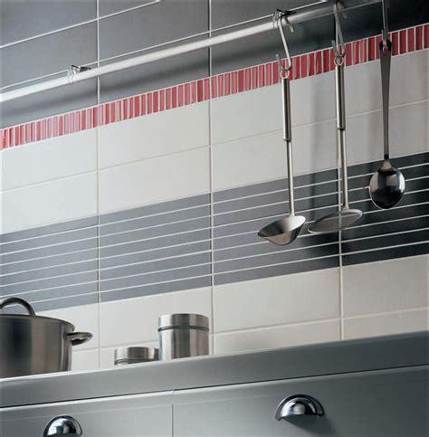 faience cuisine et blanc decoration cuisine et gris
