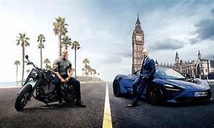 Wallpaper Fast & Furious Presents: Hobbs & Shaw, Dwayne