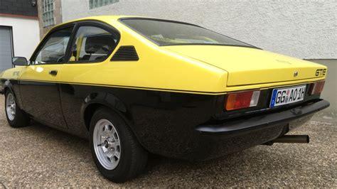 1976 opel manta kadett c coupe gt e 1 9e