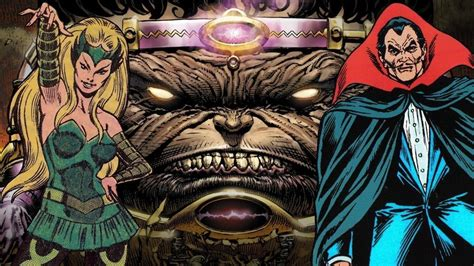 Marvel's The Eternals Movie Explained