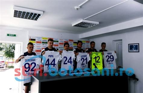Get the latest fc botosani news, scores, stats, standings, rumors, and more from espn. FC Botosani si-a prezentat noile achizitii - FOTO, Știri ...