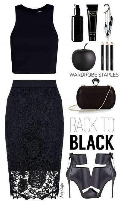 Polyvore Dresses Night Outfits Wear Dressing Essentials
