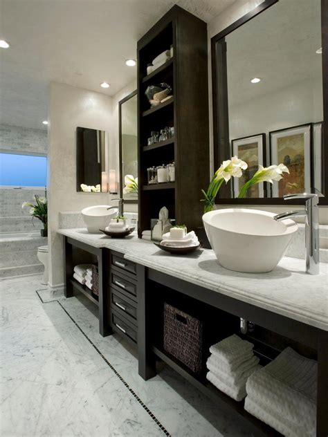 Spa Inspired Bathrooms by 15 Dreamy Spa Inspired Bathrooms Hgtv