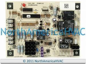 Goodman Amana Furnace Control Board 50a55