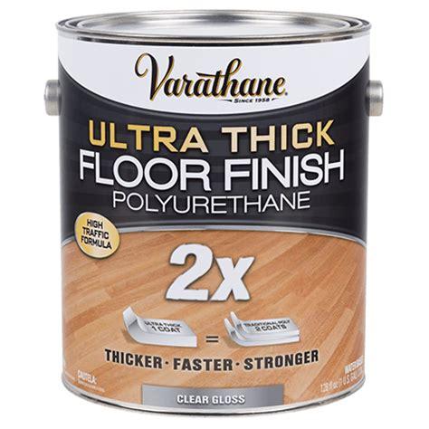 Varathane Floor Finish by Varathane 174 Ultra Thick Floor Finish
