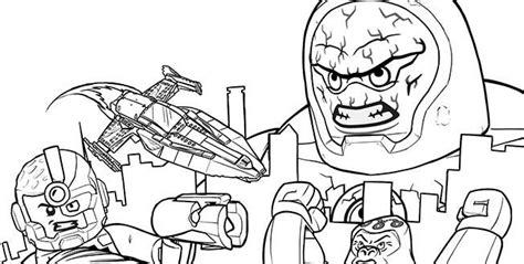 disegni da colorare della justice league lego 2015 justice league 1 coloring sheet lego