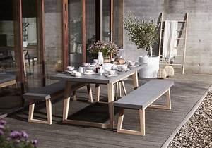 Table Pour Terrasse : am nager une terrasse originale d couvrez nos meilleures id es d co pour am nager une terrasse ~ Teatrodelosmanantiales.com Idées de Décoration