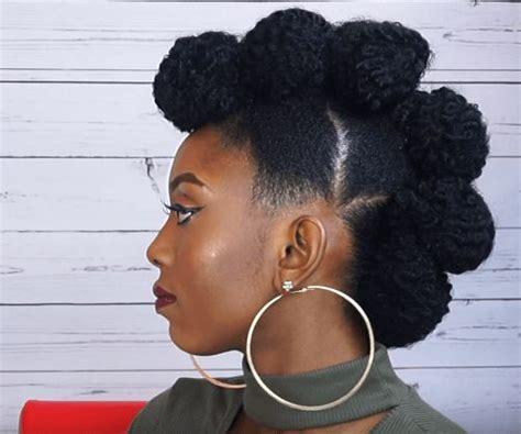 natural hair updos natural updo hairstyles  prom night