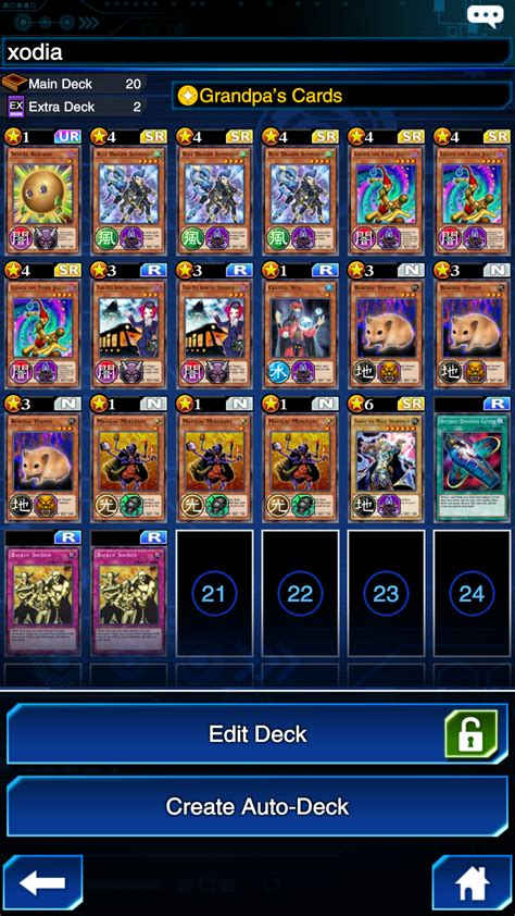 Best Exodia Deck That Ive Seen On This Sub Duellinks