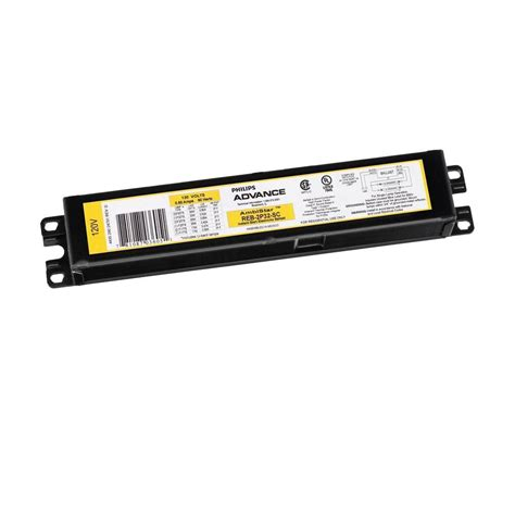 philips advance ambistar 120 volt 1 or 2 l t8 instant