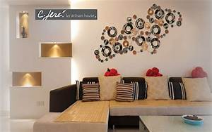 decoration design murale design en image With decoration murale design salon
