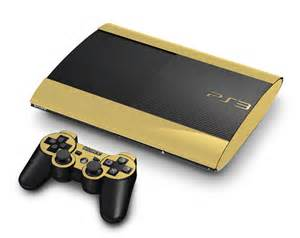 Sony PlayStation 3 Super Slim Skin (3rd Gen) - NEW - LEMON YELLOW system skins faceplate decal mod
