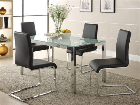 crackle glass dining set las vegas furniture store
