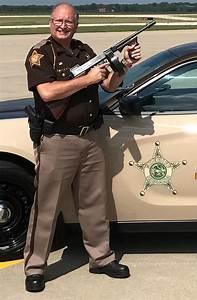 The Elkhart County Sheriff's Thompson Sub Machine Gun ...