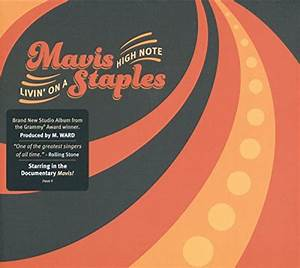 mavis staples livin on a high note cd covers With cd cover printing staples