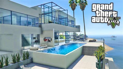 Billionaires Mansions Mod Tour!! Gta 5