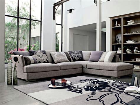 canapé ascot roche bobois sectional fabric sofa éloquence nouveaux classiques