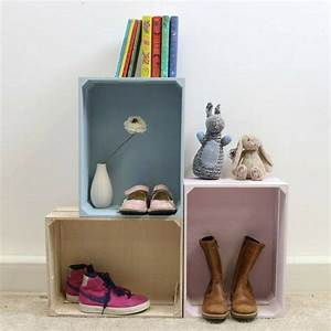 17 best ideas about rangement chaussures on pinterest With meuble d entree chaussures 17 1001 idees pour fabriquer une etagare en cagette soi meme