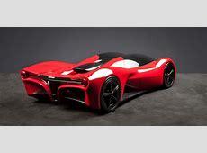 Ferrari laat studenten de hypercar van 2040 tekenen