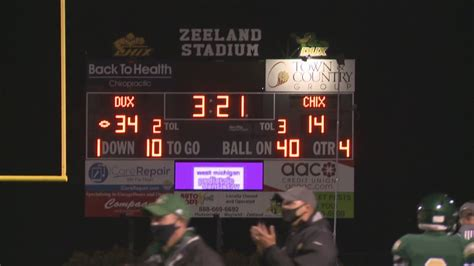 13 On Your Sidelines high school football scores for Week ...