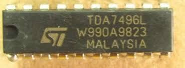 tdal stmicroelectronics entegreci elektronik