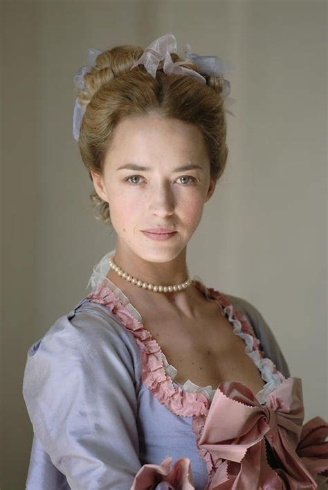 jeanne poisson marquise de pompadour tv series 2006 inspiration past eras