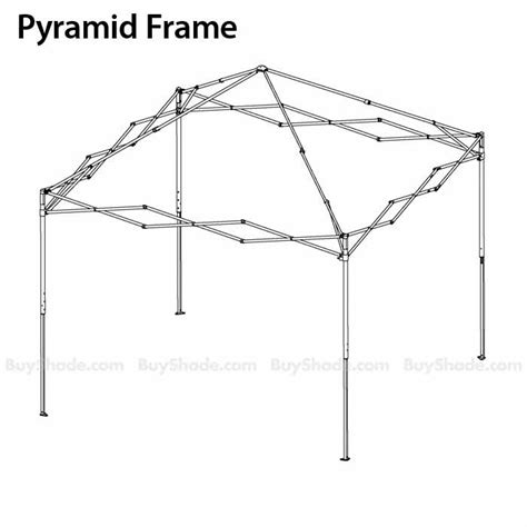 pyramid iii  replacement frame
