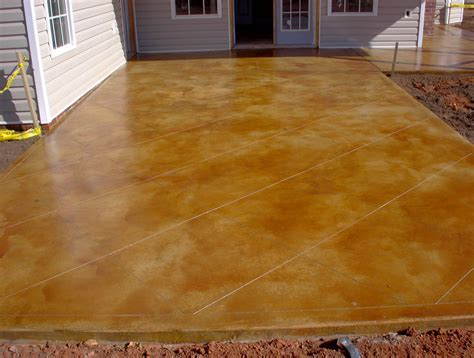 Acid Stained Concrete Pictures