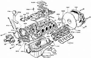Ford 289 Engine Spec Diagram