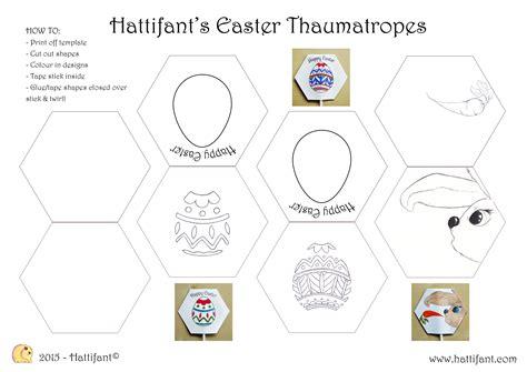 hattifants easter thaumatropes hattifant