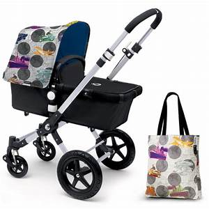 NEW Special Edition Bugaboo Andy Warhol Transport