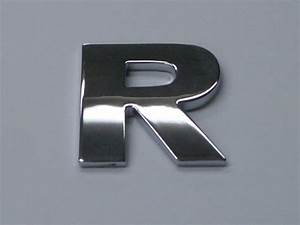 Chrome letters and numbers domed small no minimum order for Custom chrome letters for cars
