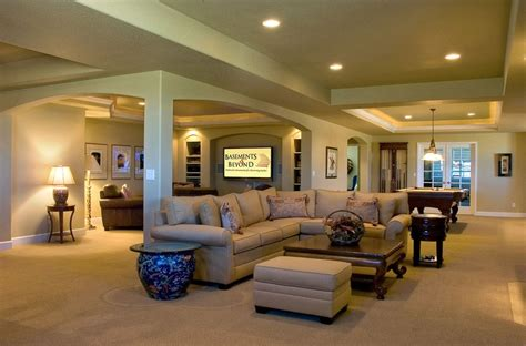 Inspiring Open Floor Plans With Basement 17 Photo Pictures For Living Rooms Storage Canisters Kitchen Room Carpet And Paint Ideas Restaurant St Ives Moss Green Canister Set Navy Blue Furniture Realty Portland Oregon