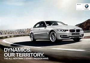 Advertising of Beautiful BMW Car – Digital Graphic Design