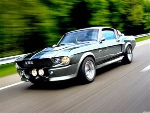 "Ford Mustang Generations: 1967 For Mustang GT500 Eleanor on ""Gone in 60 Seconds"" movie"