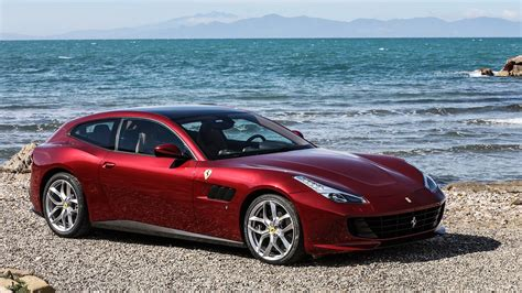 ferrari gtc lusso   review car magazine