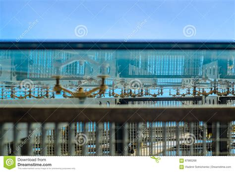 fasteners elements  spider glass system stock photo image  exterior curtain