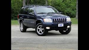2001 Jeep Grand Cherokee 4x4 130055ta