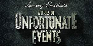 Lemony Snicket Warns Fans With New U002639a Series Of
