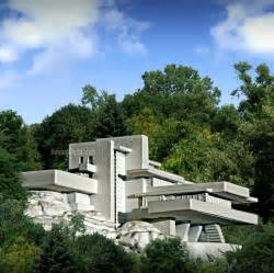 home architect plans falling water fallingwater guggenheim museum the robie