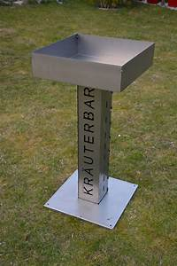 Garten Stapelstuhl Metall : kr uterbar kr uterbeet in edelrost alles f r haus und garten ~ Buech-reservation.com Haus und Dekorationen