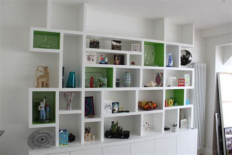 Bookshelves :  Stunning Contemporary Bookshelves Cool