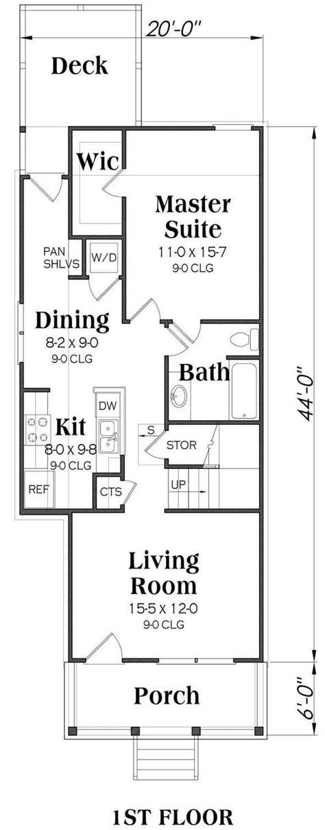 House Plan 009 00141 Bungalow Plan: 1 400 Square Feet 3