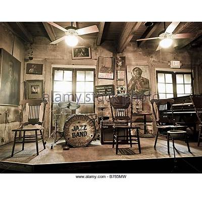 Preservation Hall New Orleans Stock Photos &