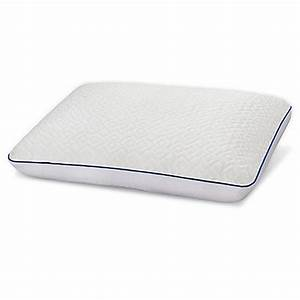 sertar gel memory foam pillow with constantcool cover With constant cool pillow