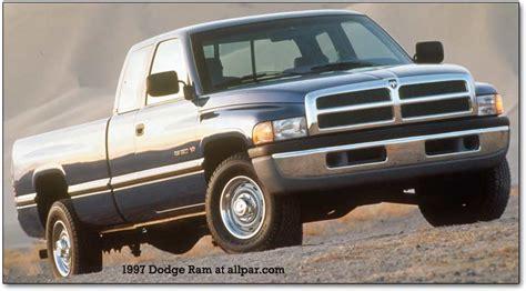 1994-2001 Dodge Ram Pickup Truck Transmissions